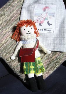 Knitting Pattern For Katie Morag Jumper : 1000+ images about Katie Morag on Pinterest Katie omalley, Sock dolls ...