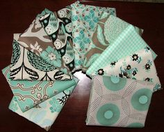 Birch Farm Fat Quarter Bundle of 10 by Joel by SistersandQuilters, $27.50