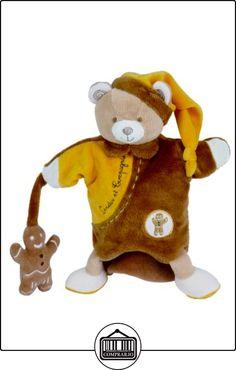 Doudou et Compagnie DC1055 - Marioneta de osito con pan de jengibre  ✿ Regalos para recién nacidos - Bebes ✿ ▬► Ver oferta: http://comprar.io/goto/B0043UBME6