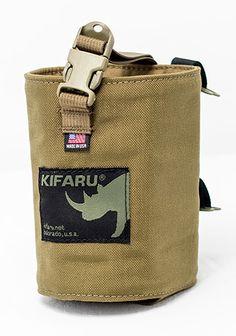 Water Bottle Pocket – Kifaru Intl. Online Store