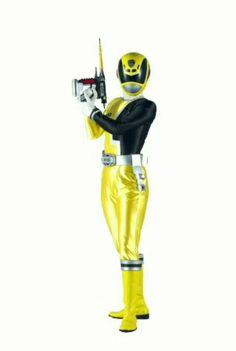 Yellow SPD Ranger