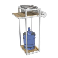 Site for furniture grade pvc and pvc fittings. Free plan for PVC Camping Sink Pvc Pipe Crafts, Pvc Pipe Projects, Pallet Projects, Camping Bedarf, Outdoor Camping, Camping Hacks, Glamping, Camping Ideas, Camping Cabins