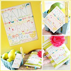 Free Spring Wall Art Printable | The 36th Avenue