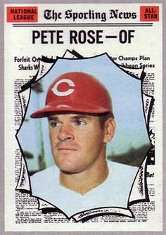 332 Best Pete Rose Images In 2019 Baseball Cincinnati