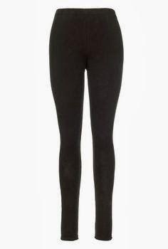 Black soft leggings for tall <3