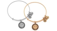 Get Ready For Jack Skellington and Frozen Alex and Ani Bangles | Disney Style