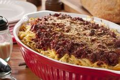 For those days when you can't enjoy the atmosphere of a classic Italian bistro, make one of your favorite dishes right at home with this family-friendly recipe for Baked Tuscan Spaghetti Casserole.