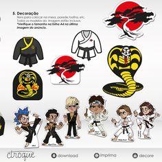 Miyagi, Kai, Karate Kid, Topper, Party Ideas, Printables, Comics, Design, Snake Drawing