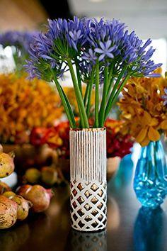 Gold metal vase for #centerpiece arrangements   Centerpieces, Gold on