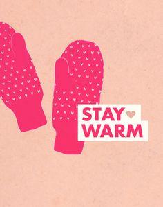 cute illustration (looks like mittens I made last year!)