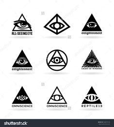 illuminati pyramide tattoo - Recherche Google                                                                                                                                                                                 Más