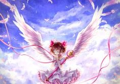 Cardcaptor Sakura   CLAMP   Madhouse / Kinomoto Sakura / 「夢を掴む少女」/「✿MOMOKO✿」のイラスト [pixiv]