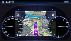 [IOT,Android] 2015, 자동차 운행 정보 디스플레이, 안드로이드 앱 개발 프로젝트