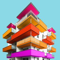 The very young German photographer Paul Eis is studying architecture at the University of Arts and Industrial Design in Linz, and he has been working on an ambitious project since 2015: convince the world that colour can really make a difference in the appearance of a building and in architecture in general.  Website: https://www.paul-eis.com Shop: https://fab.com/designer/paul-eis/ Instagram: https://www.instagram.com/the_architecture_photographer/