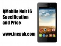 QMobile Noir Specification and Price Smartphone Reviews, Latest Phones