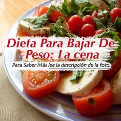 1000 images about cenas para adelgazar on pinterest salud recetas and bajar de peso - Ideas cenas saludables ...