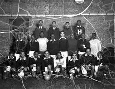 Howard University Soccer Team - 1934