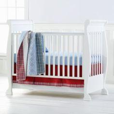 Bacati 4-pc. Stripes & Plaids Crib Set