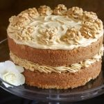 Whole Orange Cake, Orange Cakes, Coffee Cupcakes, Coffee Cake, British Cake, Coffee And Walnut Cake, Rhubarb Cake, Italian Cake, Cake Mixture