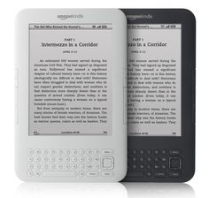 Kindle and Accessory