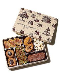 AU BON VIEUX TEMPS(オーボンヴュータン)のクッキープチ・フール・セック¥2,950