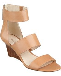 nine west ankle strap wedge - Google Search