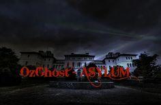 Oz Ghost Asylum 2017 Mythological Creatures, Mythical Creatures, Cryptozoology, Asylum, Folklore, Mythology, Sydney, Around The Worlds, Neon Signs