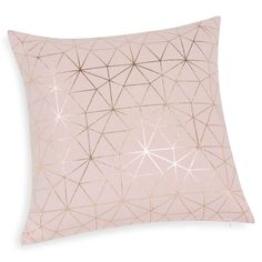 MAGIX pink cotton cushion cover 40 x 40 cm