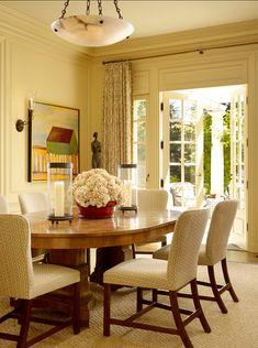25 Elegant Dining Table Centerpiece Ideas | Centerpieces, Table ...