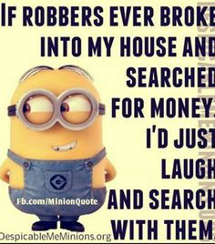 """We have a greet collection for minion lovers.These """"Top 20+ Minion Quotes School"""" are especially for make you day happy and helpful for laugh.#Memes #FunnyMemes"""