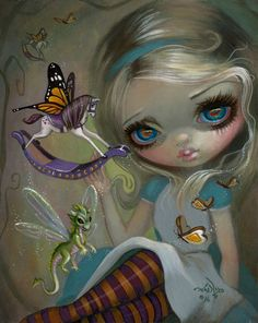 JASMINE BECKET-GRIFFITH Allusions and Allegories LOOKING-GLASS INSECTS