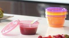 Conservation des petits pots pour bébé (modes et temps)