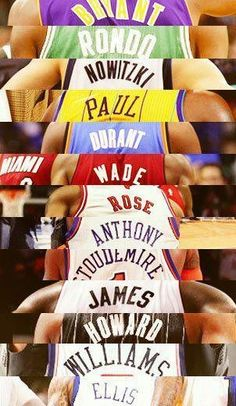 See your favorite player?