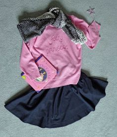 Fairy Princess Embroidered Jumper