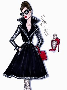 'Back To Black' by Hayden Williams