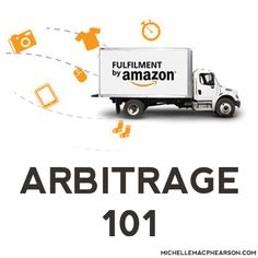 Fulfillment by Amazon Arbitrage 101  - Results from something new I've been trying...    http://www.michellemacphearson.com/fulfillment-by-amazon-arbitrage/