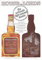 House of Lords Scotch 1958 Ad Picture