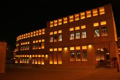 Falcon Club building , Souq Waqif Doha Qatar