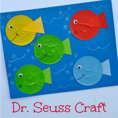 dr seuss craft ideas for preschoolers 25 dr seuss inspired crafts for preschoolers crafts for 7665
