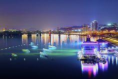 Han River.