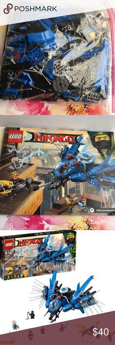 Cole aus dem Set 70595 Minifig LEGO® NINJAGO
