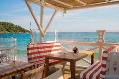 Tahiti, one of Saint-Tropez's beloved beach clubs