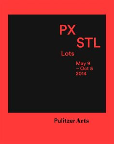 Pulitzer Arts | Bruce Mau Design