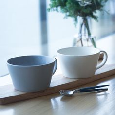 SAKUZAN|SAKUZAN×SUU別注 スープカップ2個セット