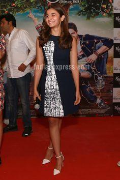 Alia Bhatt at a #KapoorAndSons promo event. #Bollywood #Fashion #Style #Beauty #Sexy #Cute