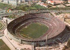 Faz hoje 62 anos que o antigo Estádio da Luz foi inaugurado 👌👏
