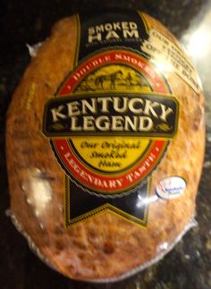 Celebrating with Kentucky Legend Ham {Review} (& Giveaway Ends 12/17) Read more at http://momandmore.com/2013/12/kentucky-legend-ham-review.html#2mUMao54bHBdRB2I.99