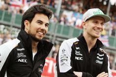 ニコ・ヒュルケンベルグ、セルジオ・ペレスの残留を望む  [F1 / Formula 1]