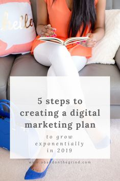 These 5 simple steps will help you create the most effective digital marketing possible for your business! Use them to skyrocket your success online in 2019 and beyond!