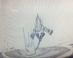 Hammer attack Illustration, Art, Illustrations, Art Background, Kunst, Performing Arts, Character Illustration